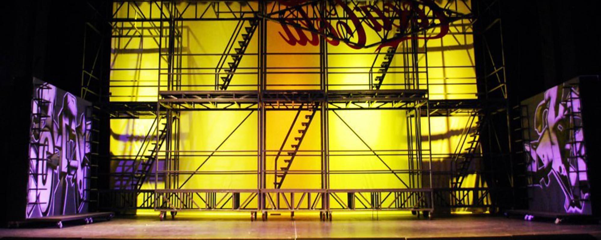 El Telar Rigging proyectos escenográficos rigging teatral